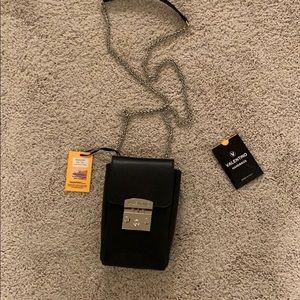 Valentino Amande  Leather Mini Crossbody